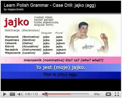 Polish Language Lessons