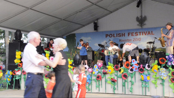 Our Lady Of Czestochowa Catholic Church in Houston Texas 2010 Polish Festival