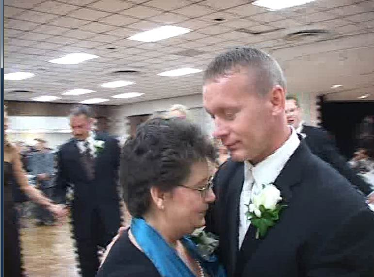 The Mother / Son Dance - Traditional Polish Wedding