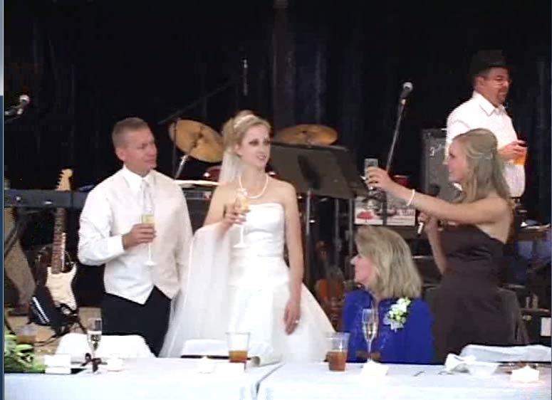 Starszy Druzba and Starsza Druhna Toasts - Traditional Polish Wedding