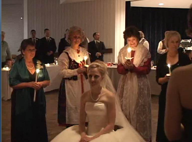 Oczepiny Unveiling Of The Bride- Traditional Polish Wedding