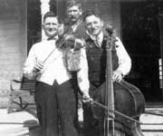 Polish Texan Musicians - Albert and Adam Polka