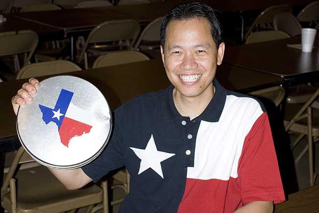 Fr. Celso Yu - The Original Polish Texan Filipino