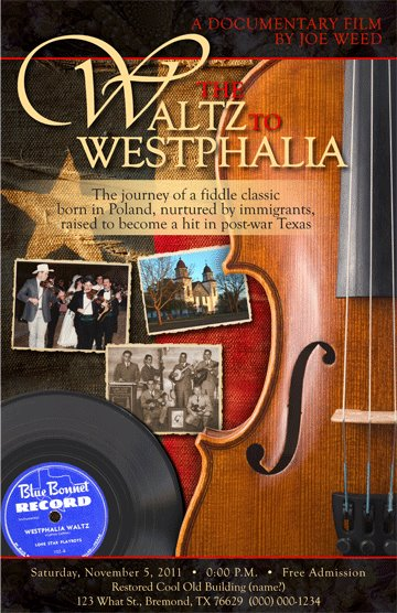 The Waltz to Westphalia DVD